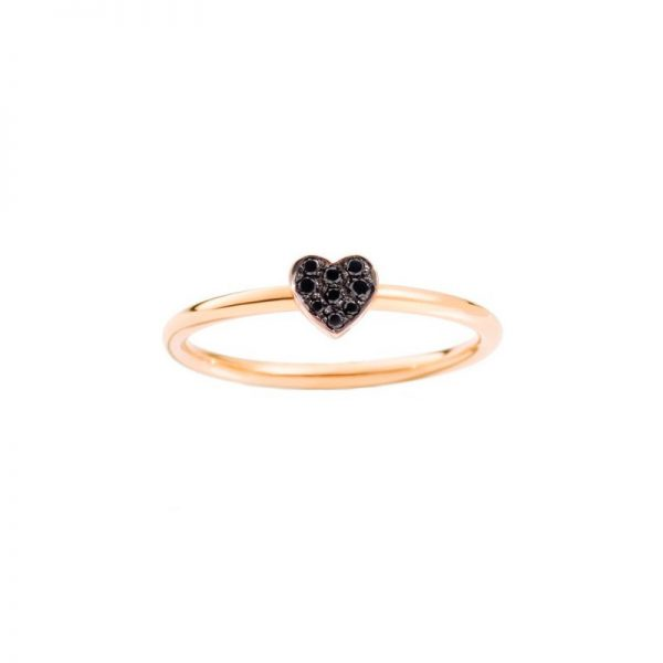 anello-in-oro-18-carati-con-diamanti-neri-taglio-brillante-ct-006- perladonnagioielli.it